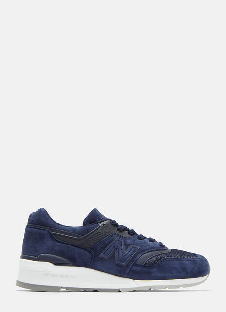 New Balance 997 Suede Sneakers