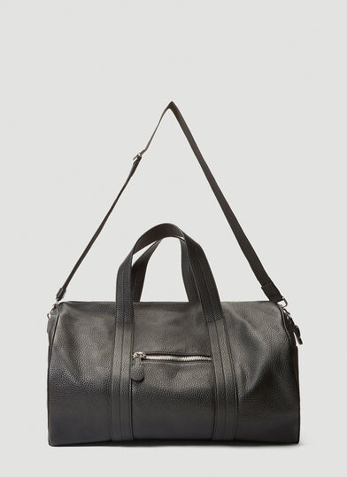 메종 마르지엘라 Maison Margiela Duffle Bag in Black