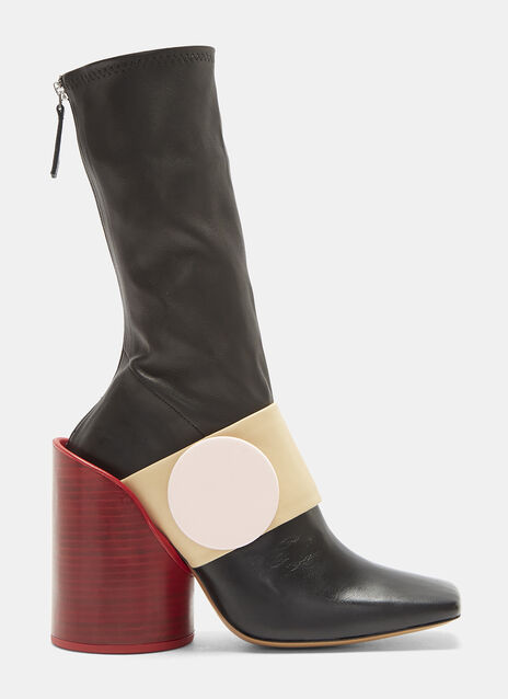Jacquemus Button Boots