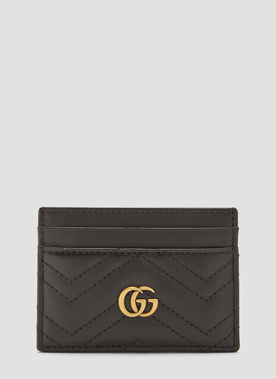 Gucci GG Marmont Card Holder 1