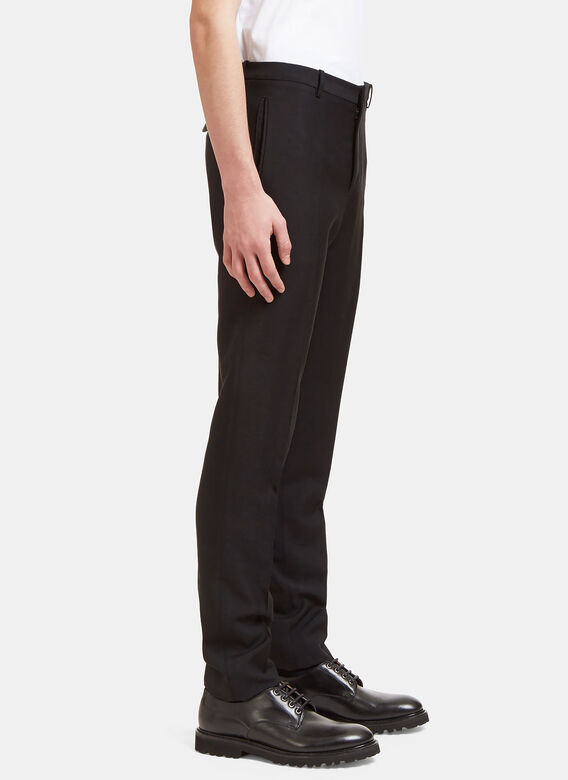 Aiezen AIEZEN Tailored Wool Pants 3