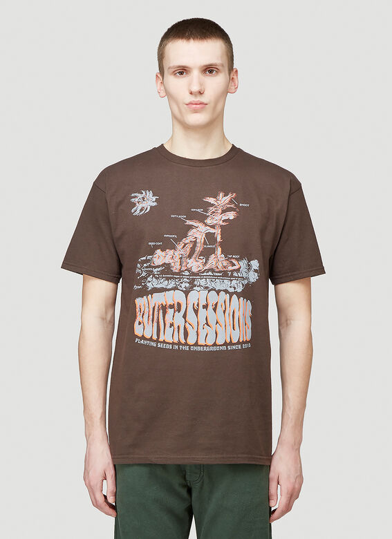 Butter Sessions PLANTING SEEDS T-SHIRT 1