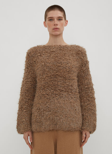 Lauren Manoogian Carpet Stitch Sweater