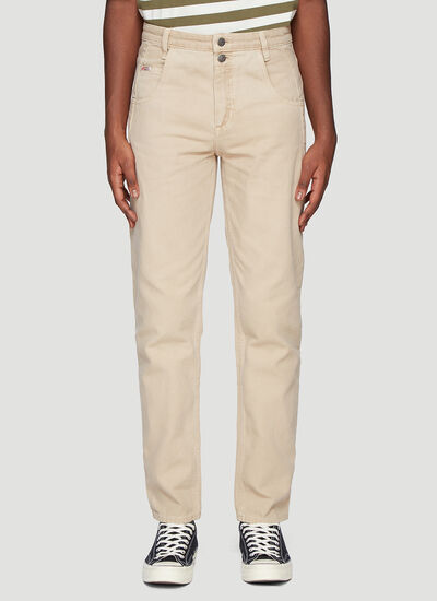 Infinite Archives x Guess Jeans Darted Straight Jeans