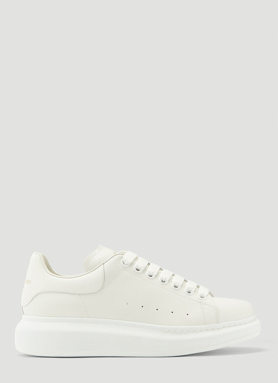 Alexander McQueen leather sneaker 1
