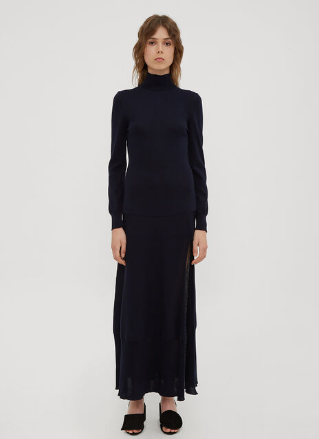 Jacquemus La Robe Baya Knit Dress
