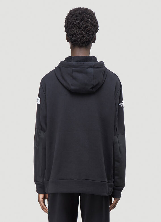 The North Face Black Series Contrast-Panel Hooded Sweatshirt 4