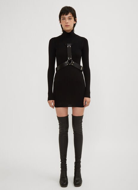 1017 ALYX 9SM Bondage Turtle Neck Dress