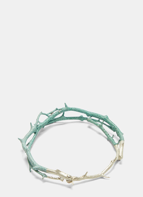 Thorn Clasp Bangle