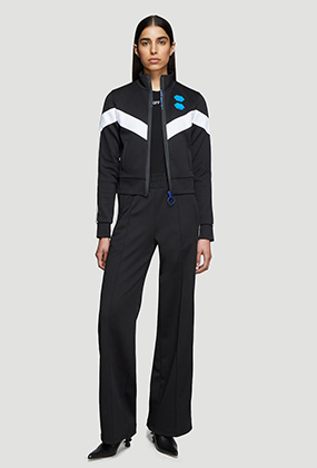 Gym Zip-Up Track Jacket