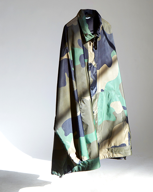 LN-CC Valentino SS19 collection men military jacket